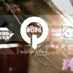 """♫TRANCE MIX """"QuickTime"""" #036 Mixed by Q(Atmosphere)"""