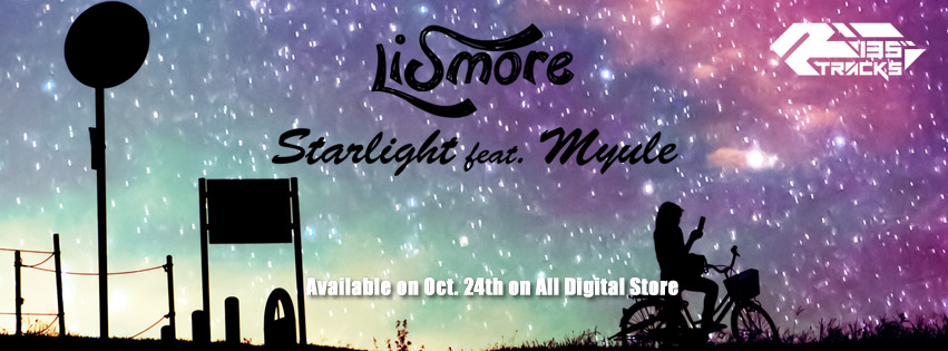 LISMORE – Starlight feat. Myule