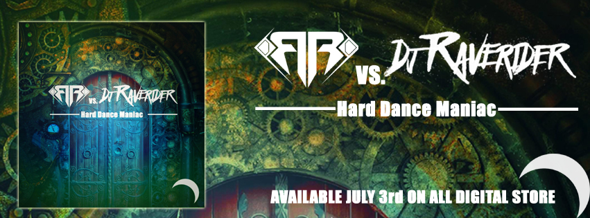 RR vs. DJ Raverider – Hard Dance Maniac
