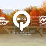 "♫ TRANCE MIX ""QuickTime"" #056 Mixed by Q(Atmosphere)"