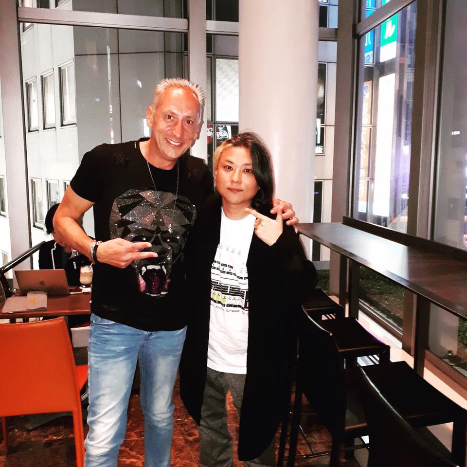 """Johan Gielen has given the comment to support for our label """"R135 TRACKS""""."""