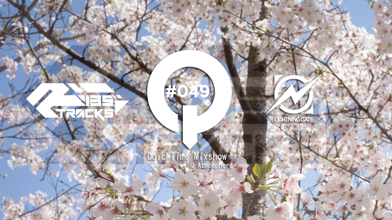 """♫TRANCE MIX """"QuickTime"""" #049 Mixed by Q(Atmosphere)"""