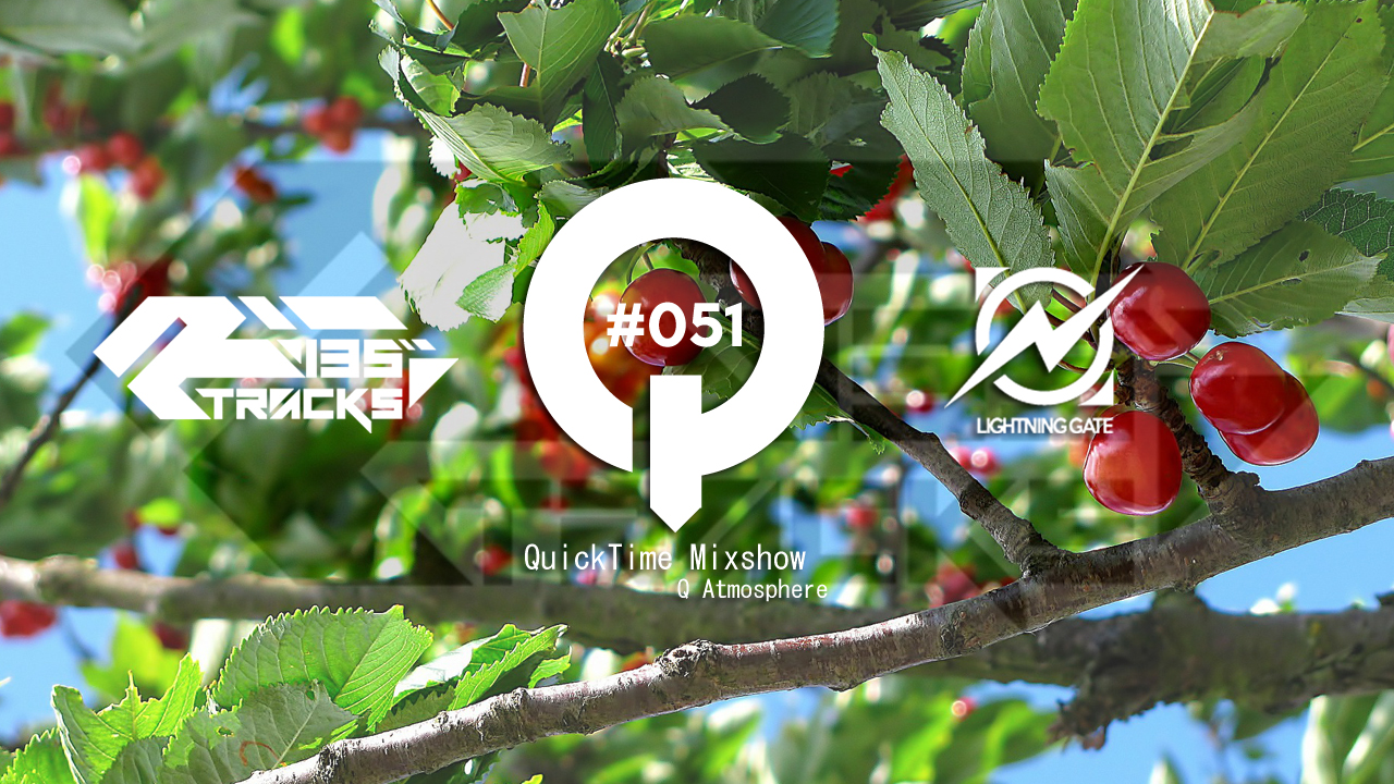 """♫TRANCE MIX """"QuickTime"""" #051 Mixed by Q(Atmosphere)"""