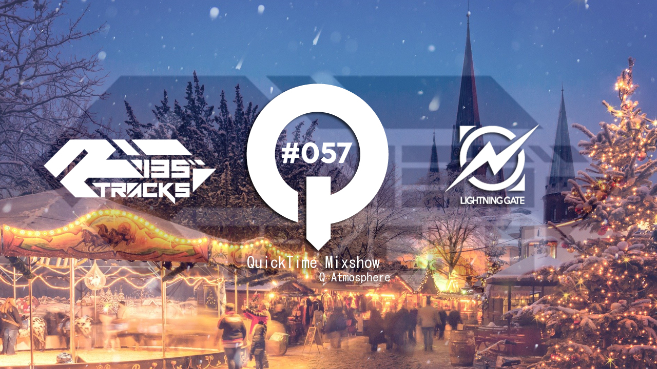 """♫ TRANCE MIX """"QuickTime"""" #057 Mixed by Q(Atmosphere)"""