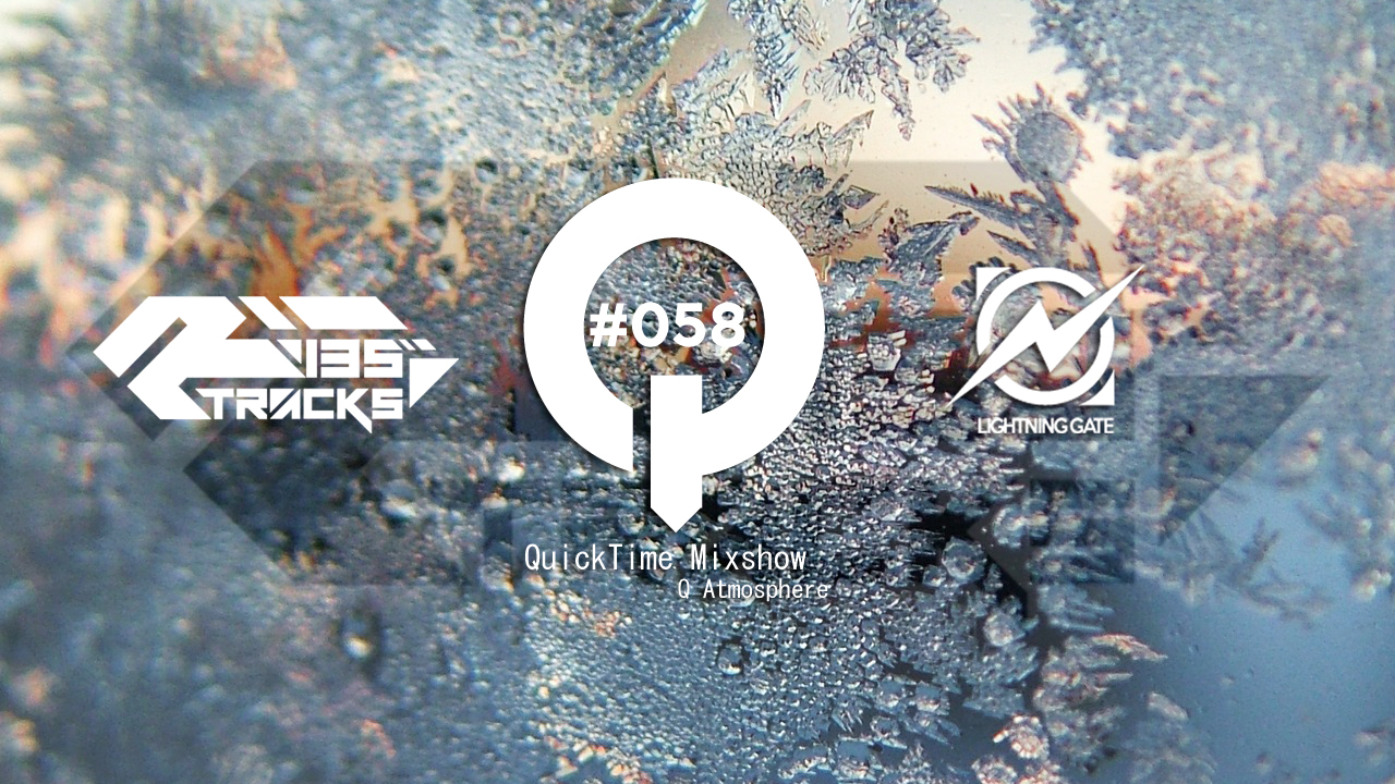 "♫ TRANCE MIX ""QuickTime"" #058 Mixed by Q(Atmosphere)"
