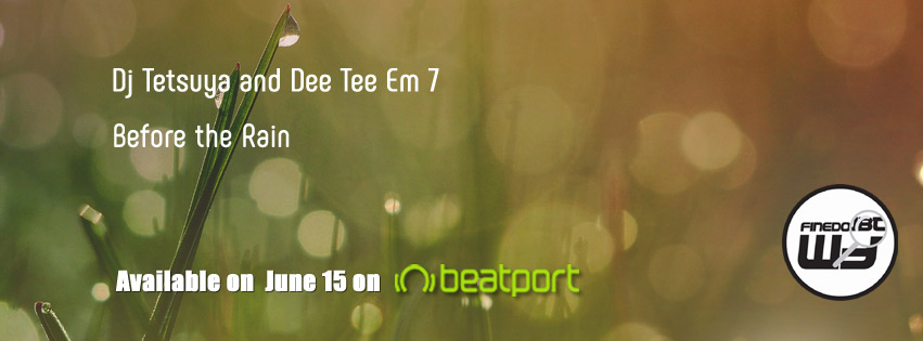 Dj Tetsuya and Dee Tee Em 7 – Before the Rain